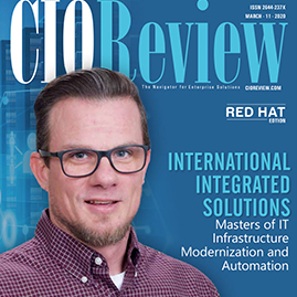 CIO Review Names IIS a Top Provider of Red Hat Services